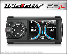 EDGE INSIGHT CS2 DIGITAL GAUGE DISPLAY MONITOR 1996-UP IMPORT VEHICLES