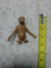 E.T. the Extra Terrestrial Bendy Action Figure Kraft Collectible Vintage Toy Vtg