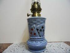 ANCIENNE LAMPE A PÉTROLE - JEU DE CARTES