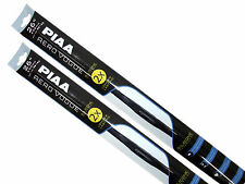 "Piaa Aero Vogue Windshield Wiper w/ Silicone Blades (26""/26"" Set) Made in Japan"
