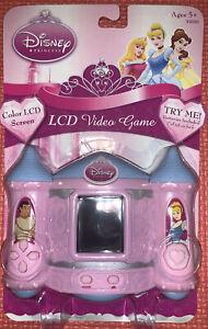 Disney Princess Handheld Color LCD Video Game 2018 New