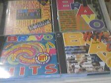 Bravo Hits Vol.1,2,3,4,5 - 55,57 - 62  ,, 61  Cds  Sammlung sehr guter Zustand