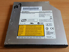Sony DW-Q520A DVD-RW DL Drive - Rock M57RU with Bezel 147
