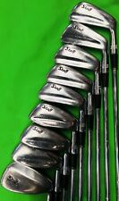 WILSON STAFF IRONS CLASSIC GOLF CLUBS 3-SW SOLID COND STIFF FLEX 24 HR DELIVERY