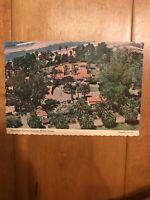 San Clemente Postcard  Ca Home of Richard M Nixon President San Clemente CA