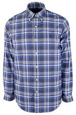 Polo Ralph Lauren Men's Performance Plaid Long Sleeves Shirt