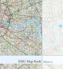 ESRI Map Book, Volume 24, ESRI, Very Good Book