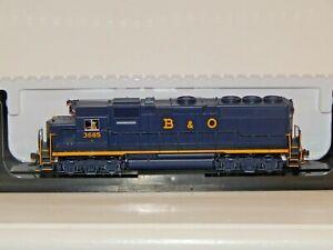 Atlas Master HO #10 003 225 B&O EMD GP40 #3685 DCC-Ready RTR NEW