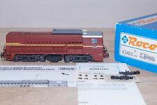 Roco H0 43462 Diesel-Lok Serie 2201 der NS Niederlande neuw. in OVP Analog