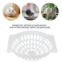 /Round Egg Nest For Breeding 10Pcs/Set Chicken Carrier Pigeon Cage UK