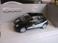 MONDO 1/43 - NUOVA FIAT 500 JUVENTUS