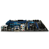 Motherboard for MSI B75A-G43 MS-7758 Intel B75 LGA 1155 Socket w/ I/O Shield