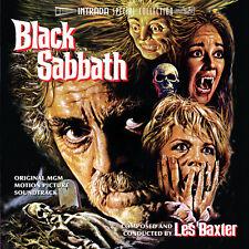 Black Sabbath - Complete Score - Limited Edition - OOP - Les Baxter