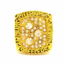 1978 Pittsburgh Steelers Championship rings NFL