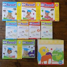Your Baby Can Read Set Early Language Reading Development System DVD Cards Books