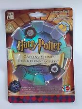 Harry Potter CASTING STONES BOOSTER 4 Stones Collectible GAME RARE Mint NRFB MIB
