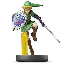 Nintendo Amiibo Link Figure Super Smash Bros Wii U 3ds IMPORT Japan