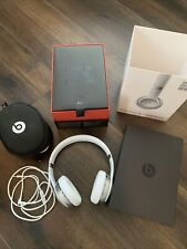 Beats by Dr. Dre Solo3 Wireless Over the Ear Headphones - Special Edition Silver
