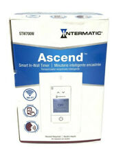 Intermatic Ascend Smart In-Wall Timer STW700W - New Open Box
