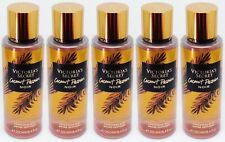 5 Victoria's Secret COCONUT PASSION NOIR Fragrance Mist Body Spray Splash 8.4 oz