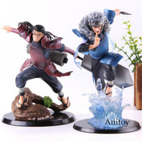 Anime Naruto Shippuden Hashirama Senju / Tobirama Action Figure Toys Collectible