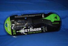 Stinger CH38 Trigger Feed Cap Hammer Tacker Stapler Foil Insulation Wrap install