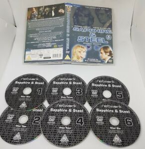 Sapphire And Steel Special Edition Fast Free Post