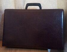 More details for vintage cassette holder briefcase - holds 32 cassettes