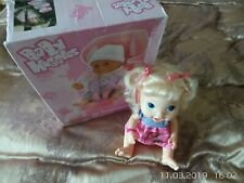 Baby Alive Better Now Baby Her Cheeks Light Up with Doll Car Booster Seat.