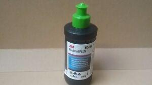 "50417 Fast Cut Plus Compound   250g   ""Handy Bottle Size""   Green Top Polish"