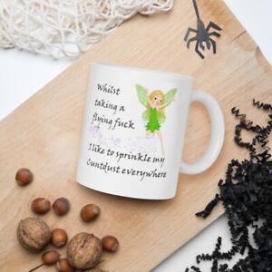 Fairy Dust Adult Rude Mug Cup Gift Birthday