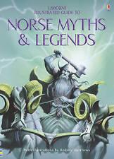 Norse Myths & Legends Paperback Usborne 9780746081143