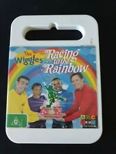 The Wiggles - Racing to the Rainbow (DVD, 2006) - FREE POSTAGE!!!