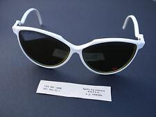 original DDR Sonnenbrille Retro Kult weiß OVP