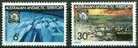 Australian Antarctic Territory Nr.19 - 20 postfrisch MNH Antarktisabkommen 1971