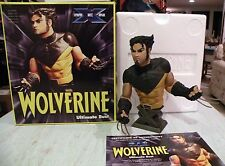 Wolverine Ultimate Bust Marvel & Diamond Select