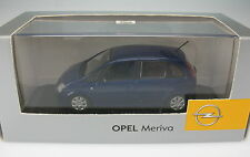 Minichamps-OPEL MERIVA A-METALLIC BLUE - 1:43 - NEW IN BOX – model car
