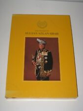 BOOK HIS MAJESTY SULTAN AZLAN SHAH 1992 SECOND PRINTING