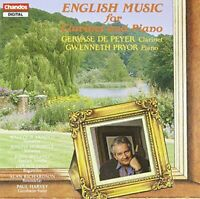English Music for Clarinet and Piano [CD]