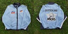 Germany Handball Jacket Nike National Deutcher Bud Blue OLD Vintage 1990