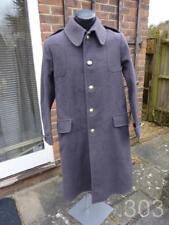 British Military Army Grenadier Footguards Grey Mans Coat Greatcoat Overcoat
