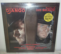 LUIS BACALOV - DJANGO - LIMITED EDITION - DELUXE GOLD - NEW - LP