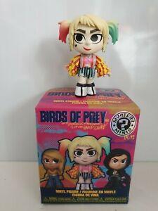 DC Mystery Minis Funko Birds Of Prey Harley Quinn Ruffled Sleeves Vinyl Figure