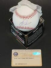 BUCKY DENT AUTOGRAPHED BASEBALL & STEINER SPORTS COA - FREE SHIPPING!