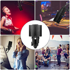 Mic Pop Filter Mic Windscreen Cover for Videos Microphone Equipment Studio