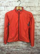 Sunice Typhoon Women XS Orange Jacket Wind Breaker Waterproof