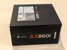 Corsair AX860i 860W Power Supply PSU (Parts Only)