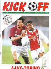 UEFA Cup Final 1992 Ajax - Torino 0-0 DVD Full Match 2nd Leg