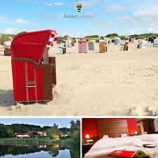 3 Tage Wellness Nordsee Ostfriesland 4★ Hotel Köhlers Forsthaus Kurzreise Aurich