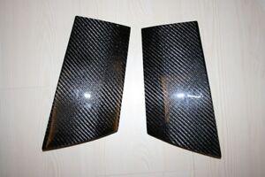 Carbon fiber B pillars for all Nissan 370Z Z34 EVO-R